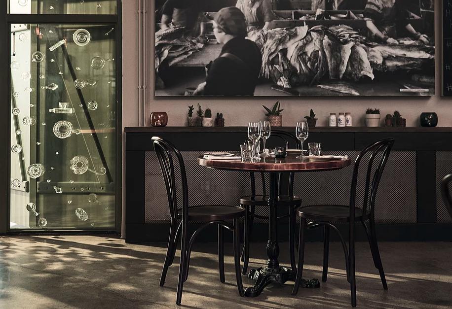 restaurant matur og drykkur reykjavik island