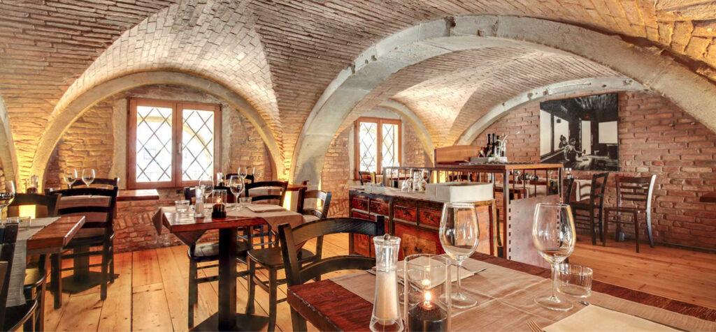 restaurant bancogiro venedig italien